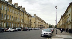 Great Pulteney Street Bath