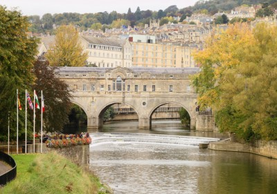 bed and breakfast in central bath