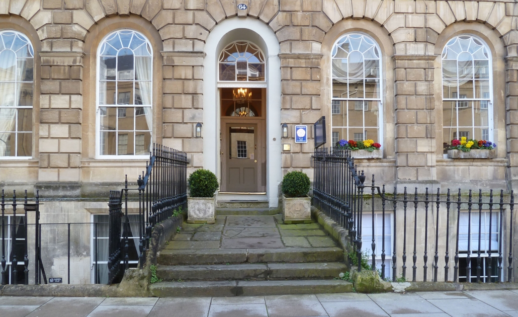 exterior image at the Edgar Townhouse in Bath