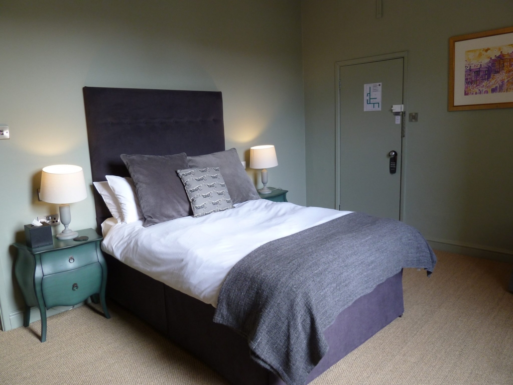 Room 17 at the Edgar Townhouse in Bath