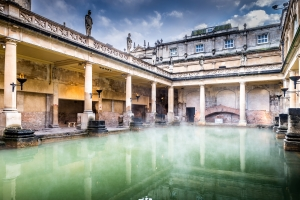 Great Bath at the Roman Baths